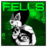 Fells, The - She Cracked (7 inch) Cover Art