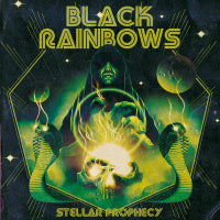 Black Rainbows - Stellar Prophecy (IMPORT) (CD) Cover Art