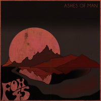 Fox 45 - Ashes of Man (CD) Cover Art