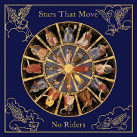 Stars That Move - No Riders (CD) Cover Art