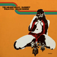 Golden Grass/Banquet/Wild Eyes/Killer Boogie - 4-Way Split (Vol.2) (IMPORT) (CD) Cover Art