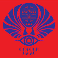 Colour Haze - Live Vol. 1: Europa Tournee 2015 (IMPORT) (2CD) Cover Art