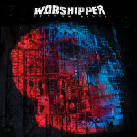 Worshipper - Shadow Hymns (Blue) (LP) Cover Art