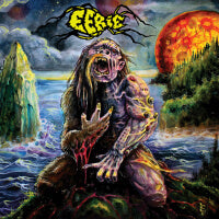 Eerie - Self Titled (Swamp Green) (LP) Cover Art