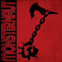 Monsternaut - Self Titled (Lemon Yellow) (IMPORT) (LP) Cover Art