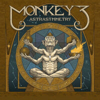 Monkey3 - Astra Symmetry (IMPORT) (CD) Cover Art