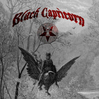 Black Capricorn/Weed Priest - Split LP (Oxblood/Grey Splatter) (IMPORT) (LP) Cover Art