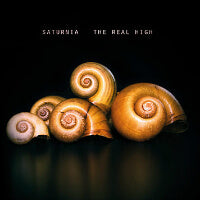 Saturnia - The Real High (Black) (IMPORT) (LP) Cover Art