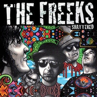 Freeks, The - Shattered (Forest Green) (IMPORT) (LP) Cover Art