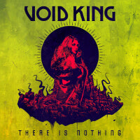 Void King - There is Nothing (Splatter) (IMPORT) (LP) Cover Art