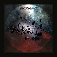 Blacksmoker - Rupture (IMPORT) (LP) Cover Art