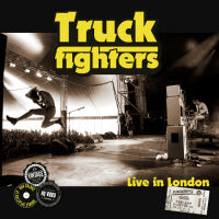 Truckfighters - Live in London (Splatter) (IMPORT) (LP Box Set) Cover Art