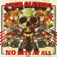 Nick Oliveri - N.O. Hits At All (Vol.1) (Black) (IMPORT) (LP) Cover Art