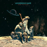 Lecherous Gaze - One Fifteen (CD) Cover Art