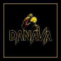 Danava - At Midnight You Die (Red) (7 inch) Cover Art