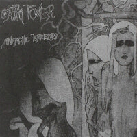 Grim Tower - Anarchic Breezes (White Marble) (LP) Cover Art