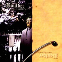 Boulder - Reaped in Half Act 1 and Act 2 (CD) Cover Art