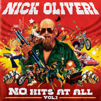 Nick Oliveri - N.O. Hits At All (Vol.3) (Black) (IMPORT) (LP) Cover Art