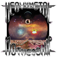 Turn Me on Dead Man - Heavymetal Mothership (Black) (IMPORT) (LP) Cover Art