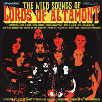 Lords of Altamont, The - The Wild Sounds of Lords of Altamont (IMPORT) (CD) Cover Art