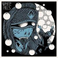 White Hills - Putting on the Pressure (7 inch) Cover Art