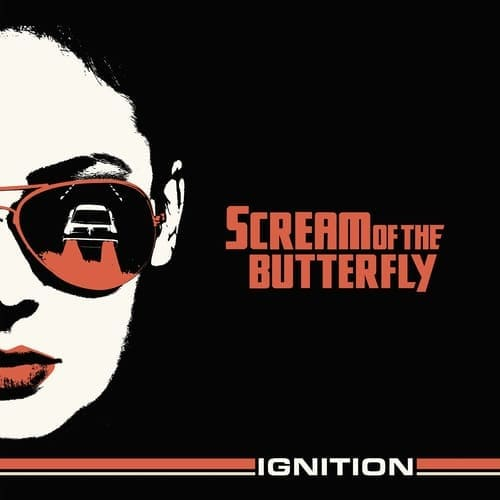 Scream of the Butterfly - Ignition (Color) (IMPORT) (LP) Cover Art