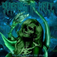 Surfing in Hell - The Storm Inside the Calm (IMPORT) (CD) Cover Art