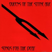 Queens of the Stone Age - Songs for the Deaf (CD) Cover Art