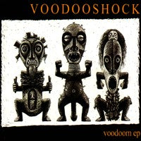 Voodoo Shock - Voodoom (IMPORT) (CD EP) Cover Art