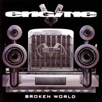 Engine V - Broken World (IMPORT) (CD) Cover Art