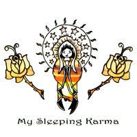 My Sleeping Karma - Self Titled (IMPORT) (CD) Cover Art