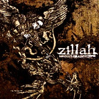 Zillah - Substitute for a Catastrophe (IMPORT) (CD) Cover Art