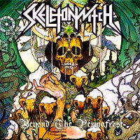 Skeletonwitch - Beyond the Permafrost (CD) Cover Art