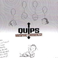Quips - !Amphetamines! (CD) Cover Art