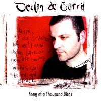 Declan de Barra - Song of a Thousand Birds (CD) Cover Art
