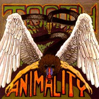 Tooth - Animality (CD EP) Cover Art