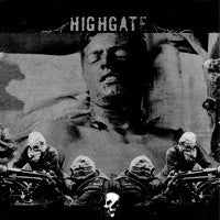 Highgate - Self Titled (IMPORT) (CD) Cover Art