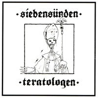 Siebensunden/Teratologen - Glad Dig Du Kristi... (IMPORT) (CD) Cover Art