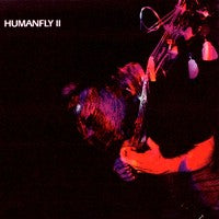 Humanfly - II (CD) Cover Art