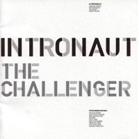 Intronaut - The Challenger (CD) Cover Art
