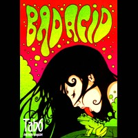 Bad Acid - Tab 6 (DVD/Zine) (IMPORT) (DVD) Cover Art