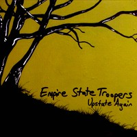 Empire State Troopers - Upstate Again (CD EP) Cover Art