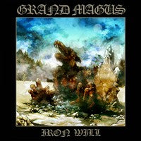 Grand Magus - Iron Will (CD) Cover Art