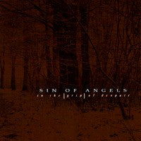 Sin of Angels - In the Grip of Despair (CD) Cover Art
