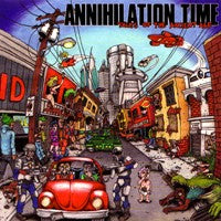 Annihilation Time - III: Tales of the Ancient Age (LP) Cover Art