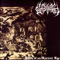 Fall of the Bastards - Dusk of an Ancient Age (Black) (LP) Cover Art