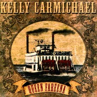 Kelly Carmichael - Queen Fareena (CD) Cover Art