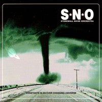 Stonewall Noise Orchestra - Constants in an Ever Changing Universe (IMPORT) (CD) Cover Art