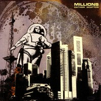 Millions - Gather Scatter (CD) Cover Art