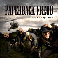 Paperback Freud - All in a Day's Work (IMPORT) (CD) Cover Art